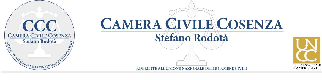 Camera Civile Cosenza